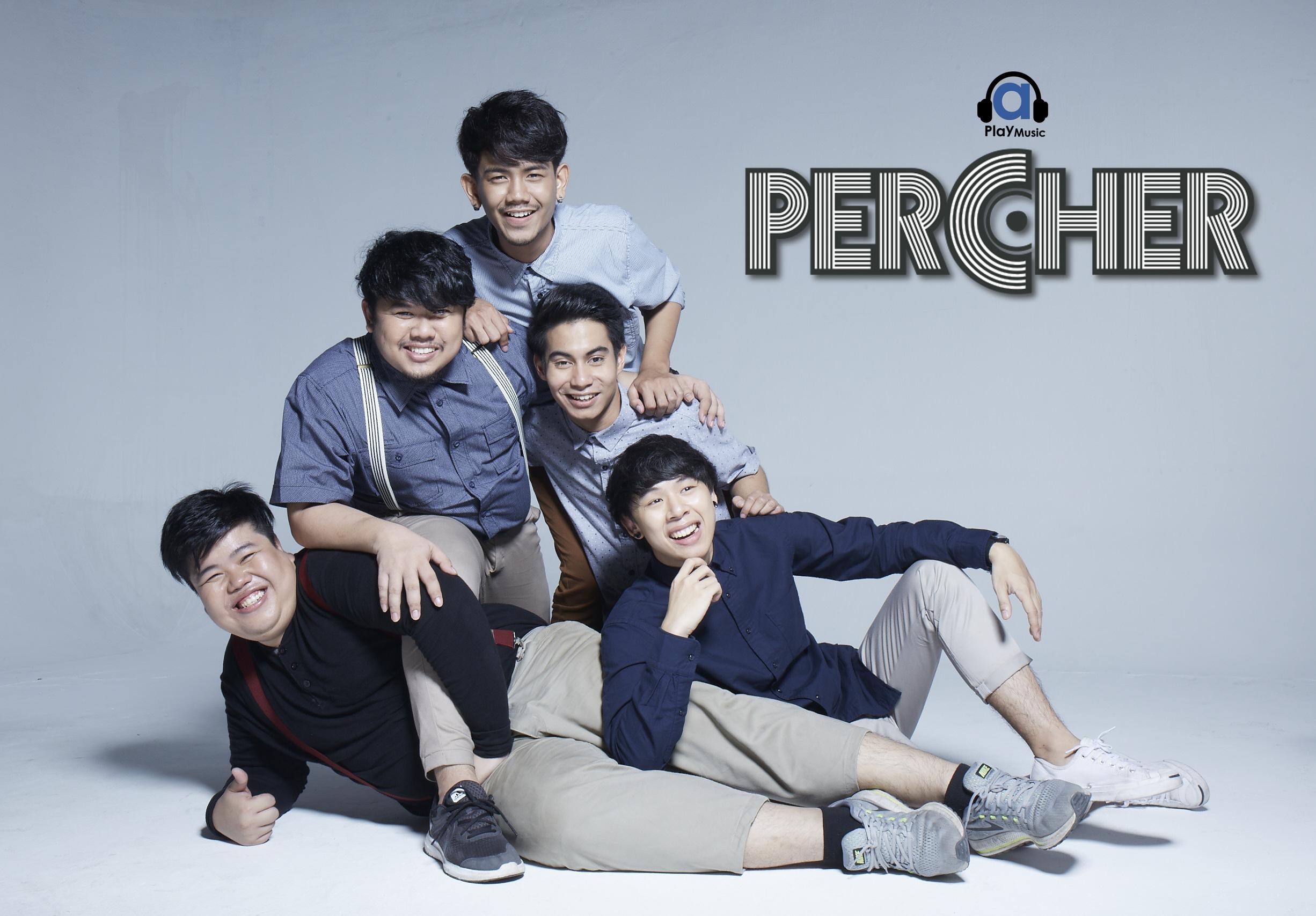 Percher - เพอร์เช่อร์